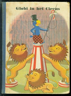 Globi in het circus