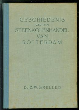 Geschiedenis van den steenkolenhandel van Rotterdam