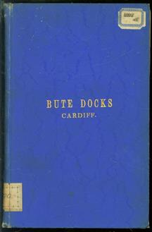 Bute Docks, Cardiff, and the mechanical appliances for shipping coal ...