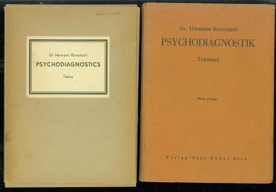 Psychodiagnostik [Methodik Und Ergebnisse Eines Wahrnehmungsdiagnostischen Experiments]