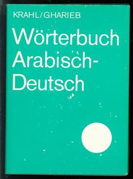 Wörterbuch arabisch-deutsch
