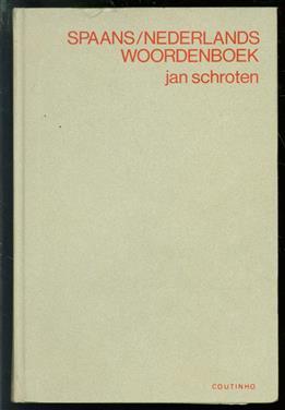 Spaans-Nederlands woordenboek