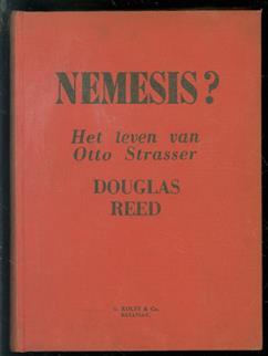 Nemesis? ; de levensgeschiedenis van Otto Strasser