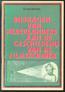 Bijdragen van Nederlanders aan de geschiedenis van de filmtechniek