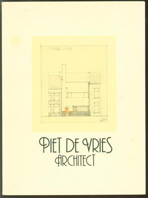 Piet de Vries, architect