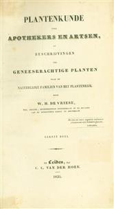 Plantenkunde voor apothekers en artsen of beschrijvingen der geneeskrachtige planten