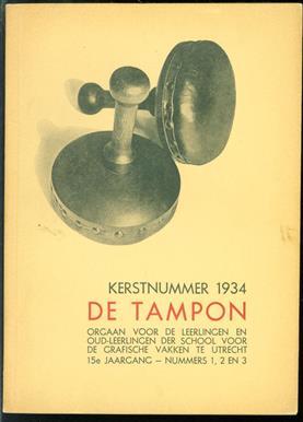 De tampon, Kerstnummer  1934