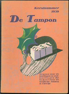 De tampon, Kerstnummer 1939
