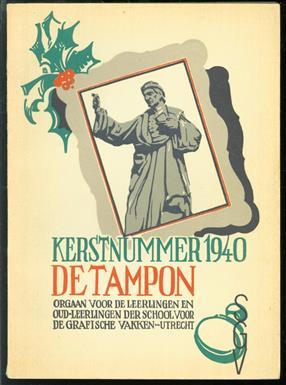 De tampon, Kerstnummer 1940