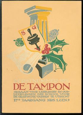 De tampon, Kerstnummer 1936