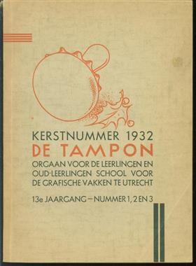 De tampon, Kerstnummer 1932