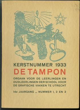 De tampon, Kerstnummer 1933