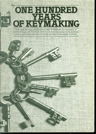 One hundred years of keymaking.
