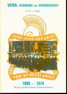 VERA: vorming en vriendschap 1899-1974