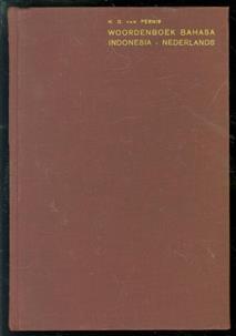 Woordenboek Bahasa Indonesia-Nederlands