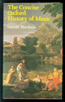 The concise Oxford history of music