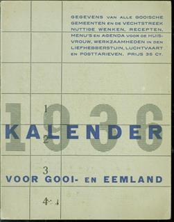 Kalender voor Gooi en Eemland