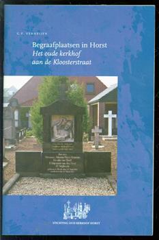 Begraafplaatsen in Horst: het oude kerkhof aan de Kloosterstraat