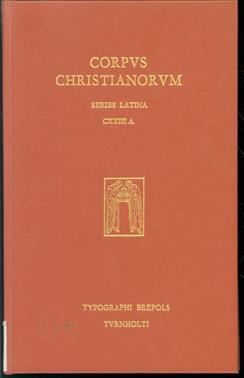 Bedae Venerabilis opera. Pars I. Opera Didascalica.