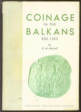 Coinage in the Balkans, 820-1355