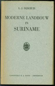 Moderne landbouw in Suriname