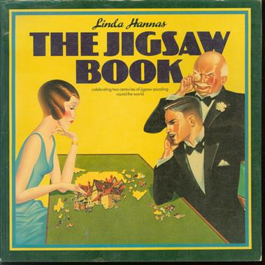 The jigsaw book, celebrating two centuries of jigsaw-puzzling round the world