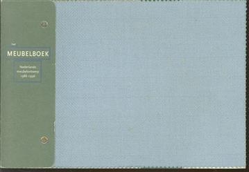 Het meubelboek, Nederlands meubelontwerp 1986-1996