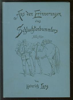 Aus den Erinnerungen eines Schlachtenbummlers im Feldzuge 1870/71 / [2], Neue Folge.