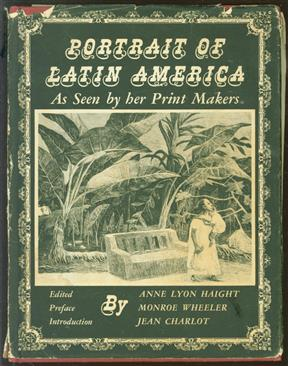 Portrait of Latin America as seen by her print makers