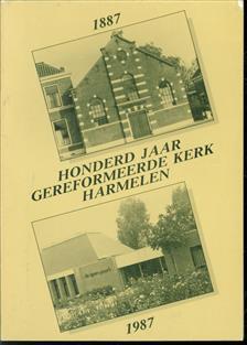 Honderd jaar Gereformeerde Kerk Harmelen : 1887 - 1987
