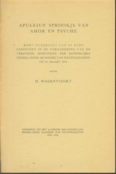Apuleius' sprookje van Amor en Psyche