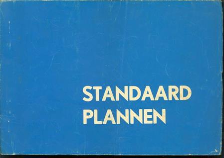 Standaardplannen 1948 in de provinciën Groningen, Friesland en Drenthe.