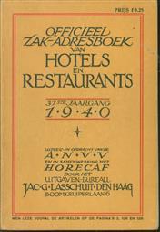 Officieel zak-adresboek van hotels en restaurants ( 31e jaargang )