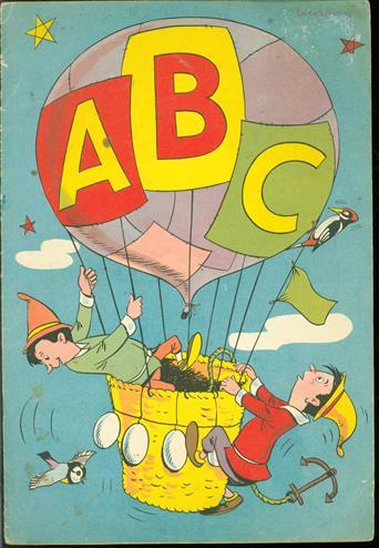 ABC ( A is Arie die gaat al naar school )