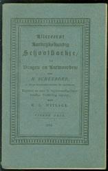 Allereerst aardrijkskundig schoolboekje