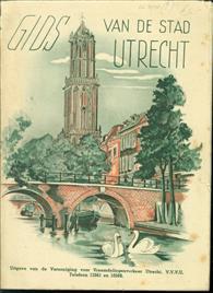 (TOERISTEN) Gids van de stad Utrecht.