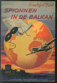 Spionnen in de Balkan