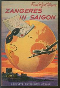 Zangeres in Saigon