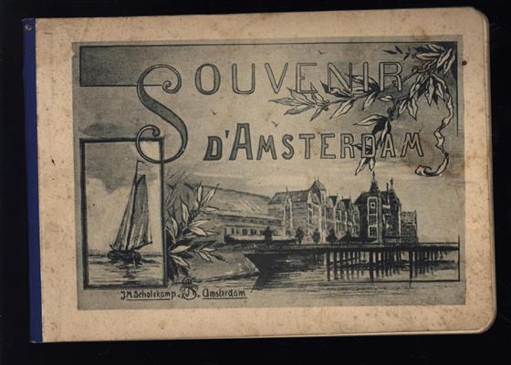 Souvenir d'Amsterdam.