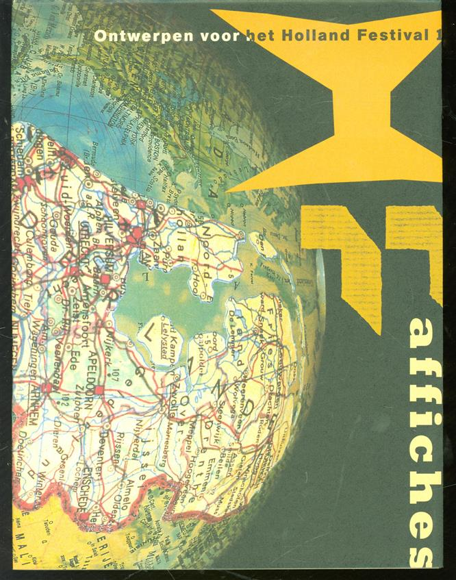 Ontwerpen voor het Holland Festival 1948-1990, affiches
