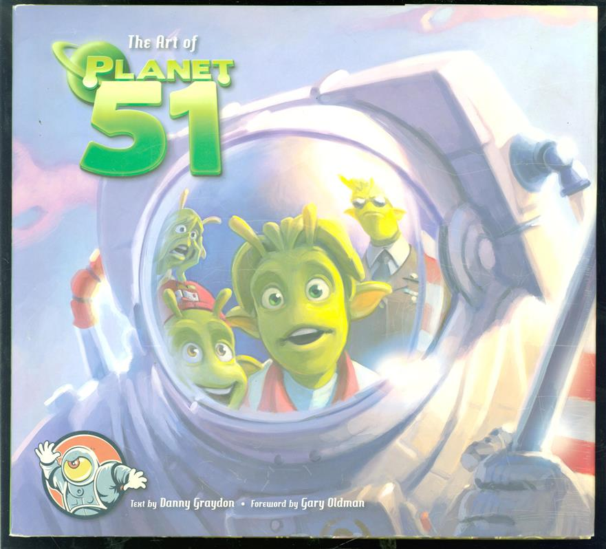 The art of Planet 51.