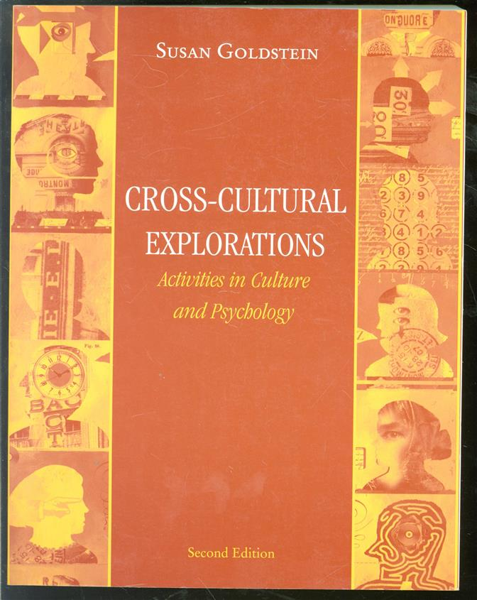 Cross-cultural explorations : activities in culture and psychology