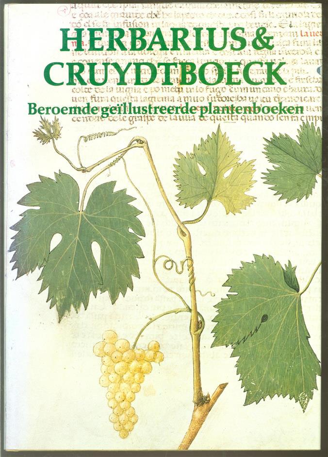 Herbarius & cruydtboeck : beroemde geïllustreerde plantenboeken