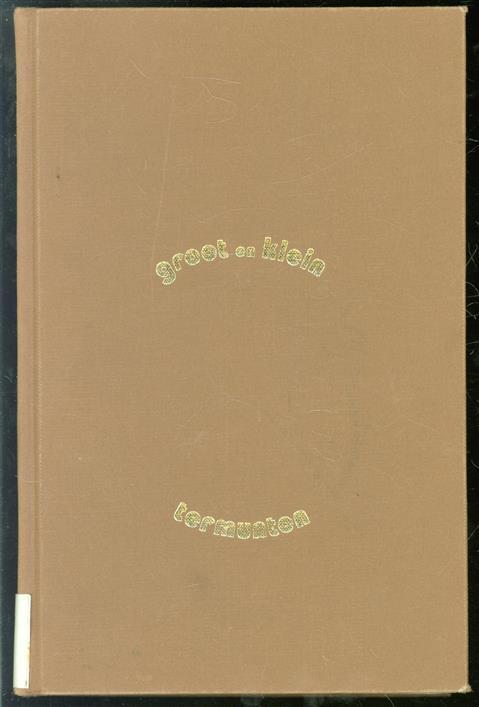 ;Cley Oldambt: [geschiedenis van klein en groot Termunten]