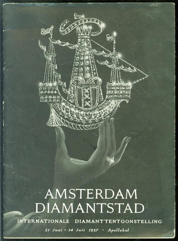 Amsterdam diamantstad, internationale diamanttentoonstelling