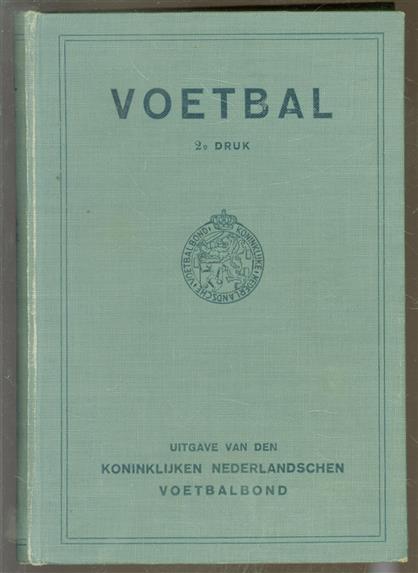 Voetbal, een handleiding voor het spel ( 2e druk )