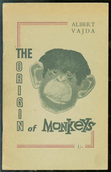 The origin of monkeys, a new discovery apes are descendants of man.