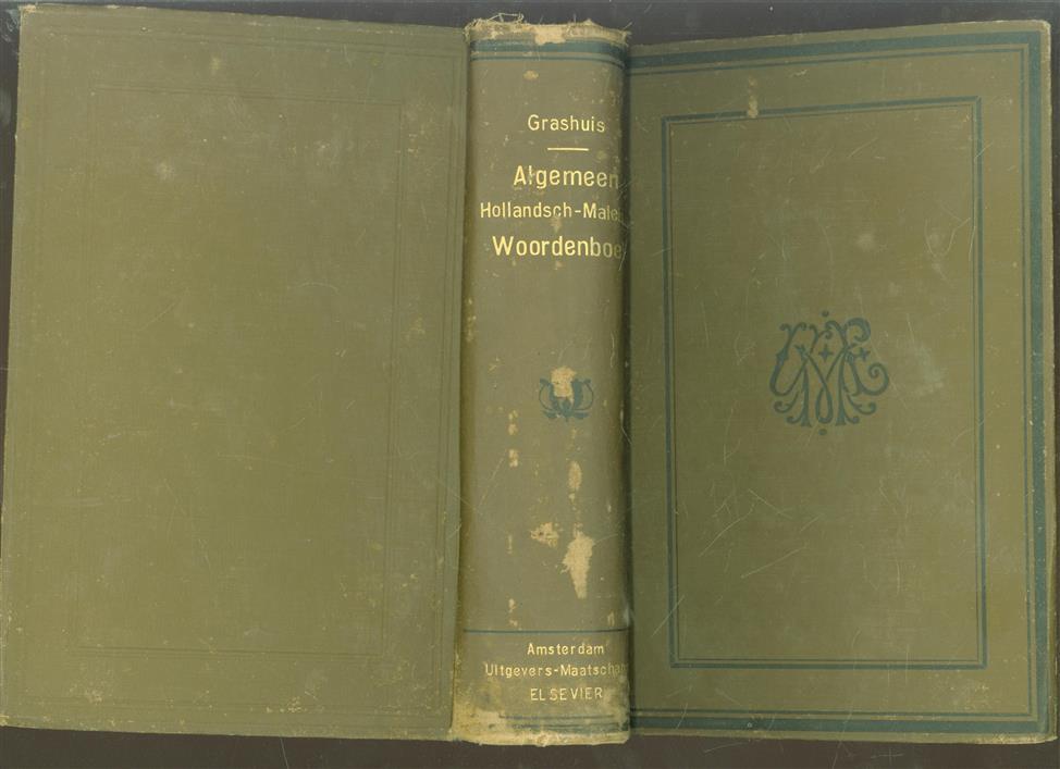 Algemeen Hollandsch-Maleisch Woordenboek