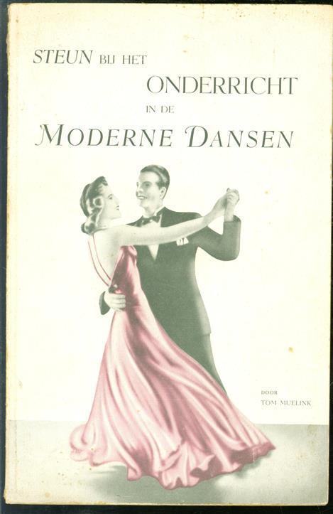 Steun bij het onderricht in de moderne dansen