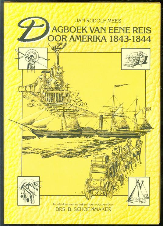 Dagboek van eene reis door Amerika 1843-1844
